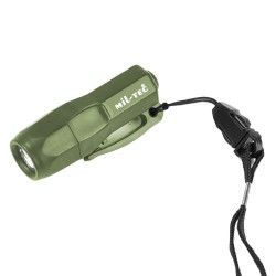 LAMPE 3 LED MINI RESCUE MIL-TEC