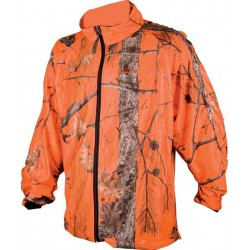 SURVESTE CAMO ORANGE ENFANT