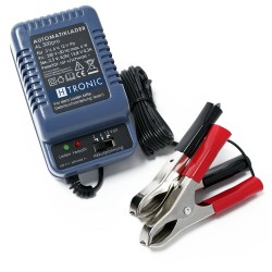 CHARGEUR ACCU 6/12V