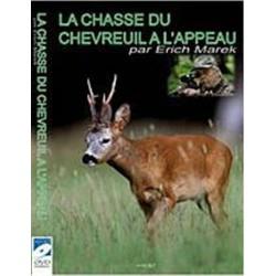 DVD CHASSE DU CHEVREUIL A L'APPEAU