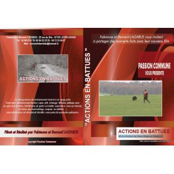 DVD ACTIONS EN BATTUE - PASSION COMMUNE