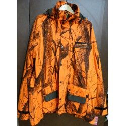 VESTE CAMOSPORT CAMOUFLAGE ORANGE
