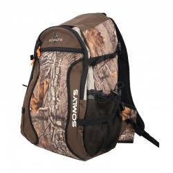 SAC A DOS CAMOUFLAGE 3DX LUXE