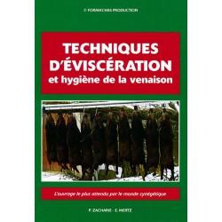 LIVRE LES TECHNIQUES D EVISCERATION ET HYGIENE DE LA VENAISON
