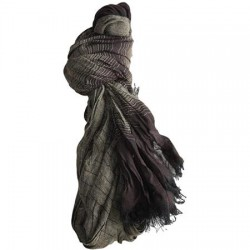 CHECHE STAGUNT SCARF COFEE