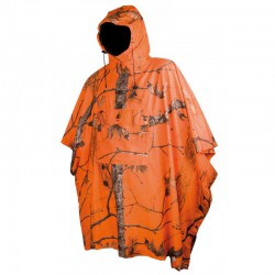 PONCHO SOMLYS CAMOUFLAGE ORANGE