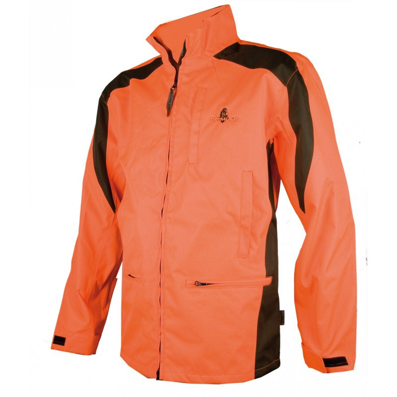 buy popular get new hot sale veste-de-traque-somlys-anti-ronce-orange