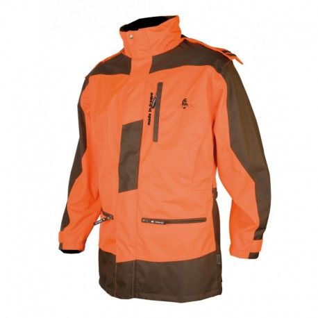 VESTE DE TRAQUE ORANGE CORDURA SOMLYS