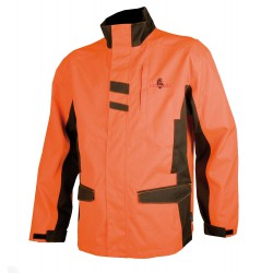 VESTE DE TRAQUE ORANGE ENFANT
