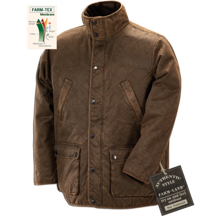 VESTE HOMME QUILITY