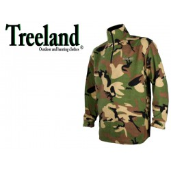 SWEAT POLAIRE CAMO ENFANT TREELAND