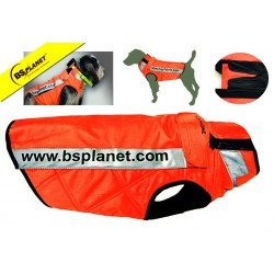 GILET SECURITE CHIEN BS-PLANET - MALES