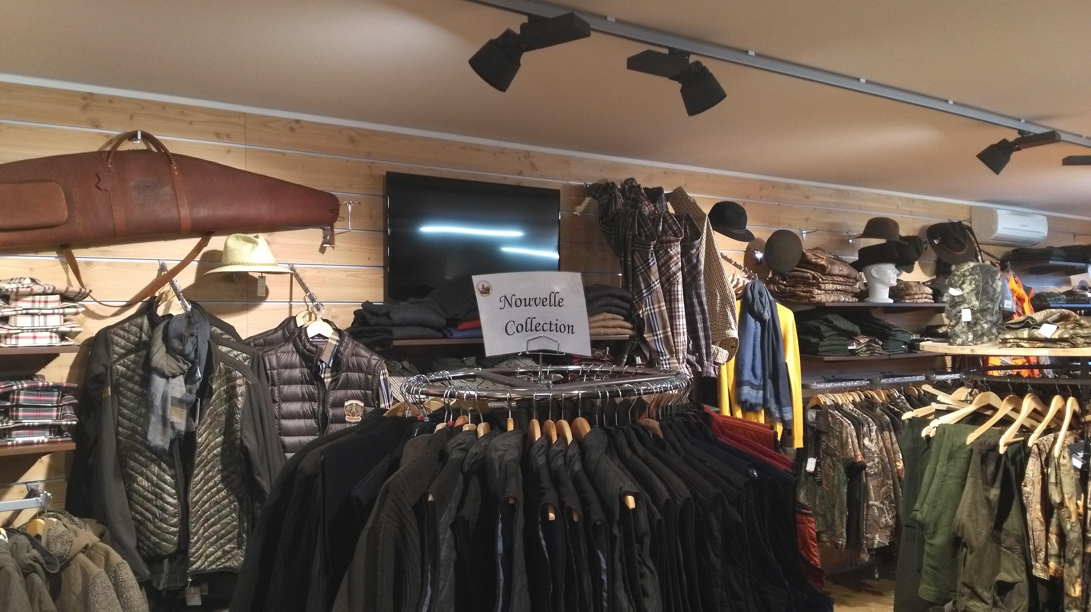 Votre boutique dédiée à la chasse